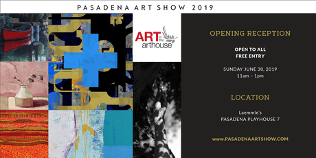 Pasadena Art Show 2019 Reception tickets