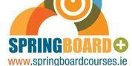 Mid-West Springboard Upskilling Roadshow  tickets