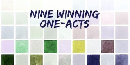 """Nine Winning One-Acts"""