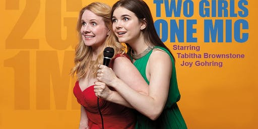 """""""Two Girls, One Mic"""""""