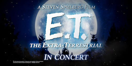 """E.T. The Extra-Terrestrial"" With the Utah Symphony"