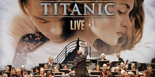 """""""Titanic"""" Live"""
