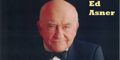 """Ed Asner: """"On Stage and Off"""""""