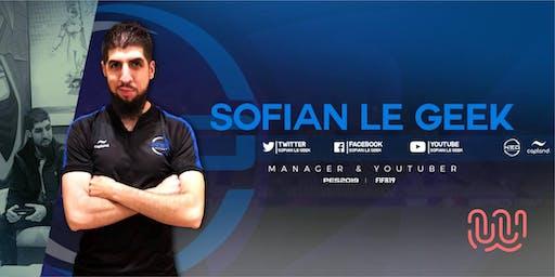 Wild Talk - eSport avec Sofian le GEEK - Wild Code School La Loupe