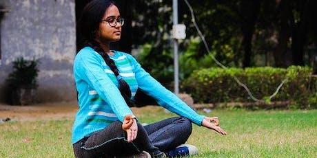 Mindfulness Taster (Sharoe Green) #LancsLearning tickets