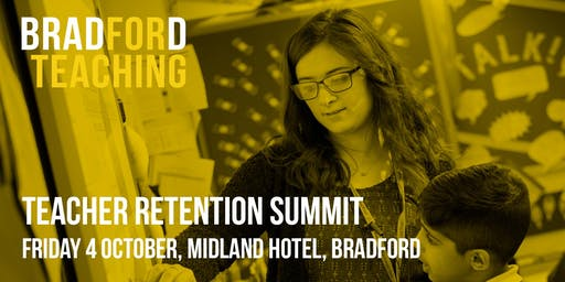 Teacher Retention Summit: Using evidence to improve teacher retention