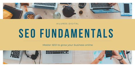SEO Fundamentals tickets