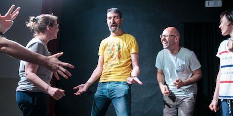 FreeStyle - Spettacolo di improvvisazione teatrale biglietti