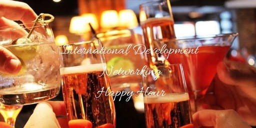 International Development Networking & French Happy Hour