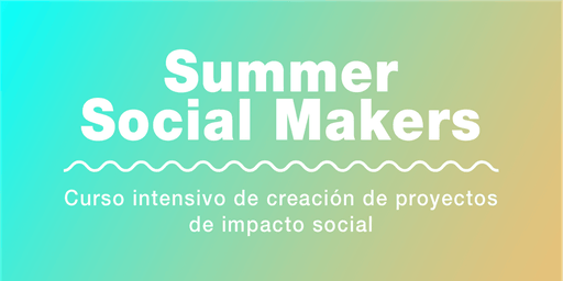Curso de Verano de Proyectos de Innovación Social