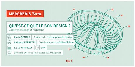 Qu'est-ce que le bon design ? billets