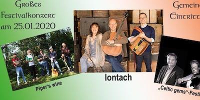 Celtic Gems-Festivalkonzert u.a. mit Iontach