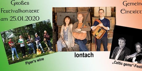 Celtic Gems-Festivalkonzert u.a. mit Iontach Tickets
