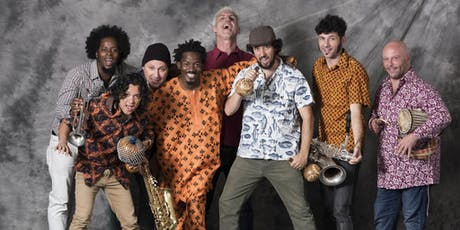 Ogún Afrobeat en Cáceres entradas