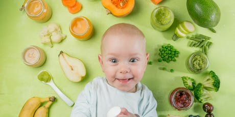 Baby Weaning Class (Bring your Baby!)- Aug 23rd tickets