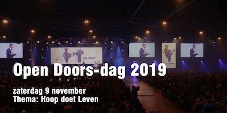Open Doors-dag 2019 tickets