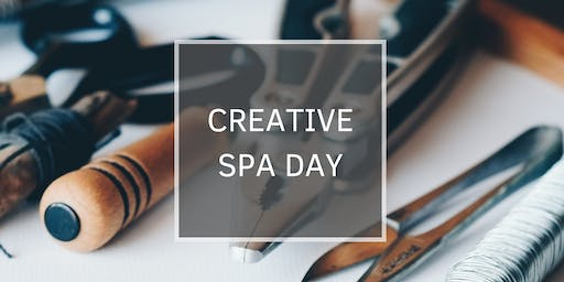 Creative Spa Day: Jewellery Making & Lino Printing Workshops