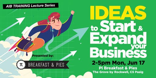 Ideas to Start & Expand your Business