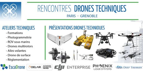 Rencontres techniques d'Escadrone à Grenoble : inauguration nouveaux locaux billets