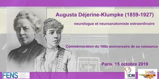 Augusta Déjerine-Klumpke Commémoration du 160e anniversaire de sa naissance
