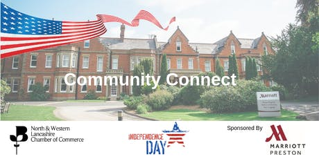 Community Connect Independence Day Celebration with Preston Marriott tickets