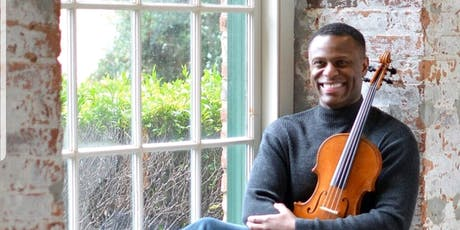 August 11: Soulful Sunday Vegan Brunch , Featuring Violist Arthur Ross tickets