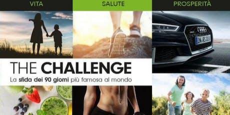 The Challenge biglietti