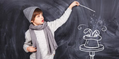 Clase gratuita de magia para padres e hijos entradas