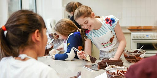 Cookery Fun @Amersham School 14 - 16th August