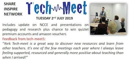 Teach-meet6 (as part of York CAS Community Secondary meeting)