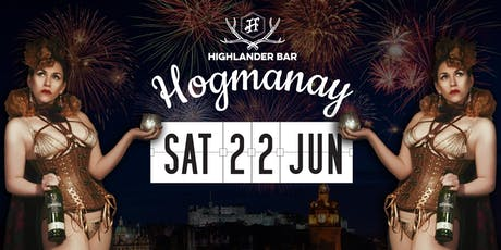 Hogmanay at the Highlander! tickets