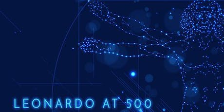 Leonardo at 500: Nature's Magic Ingredient - Water tickets