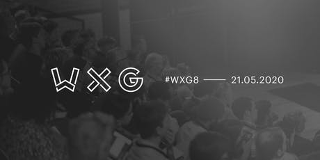 WXG 8 — Technology, Innovation and Design Conference tickets