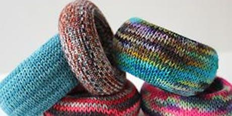 Knit & Natter Bangles, Bracelets & Cuffs tickets
