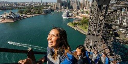 Sydney BridgeClimb Express by Day