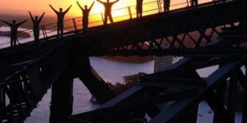 Sydney BridgeClimb at Twilight
