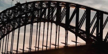 Sydney BridgeClimb at Night tickets