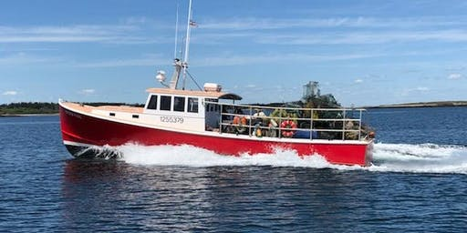 Tenants Harbor Fisherman's Co-op Island Clean Up - Matinicus Island