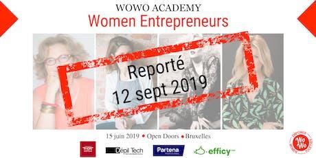 Women Entrepreneurs billets