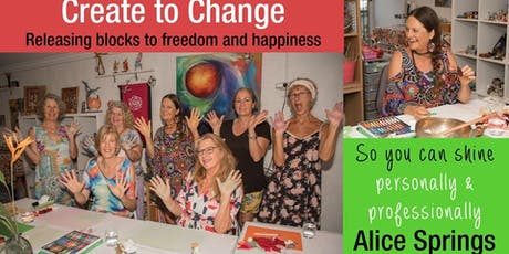 Create To Change For Women and Men in Alice Springs  tickets