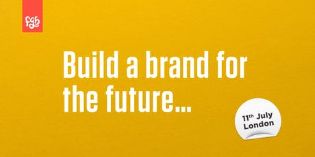 Brand for the Future tickets