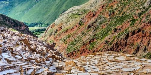 Moray Ruins & Maras Salt Mines: Day Tour from Cusco