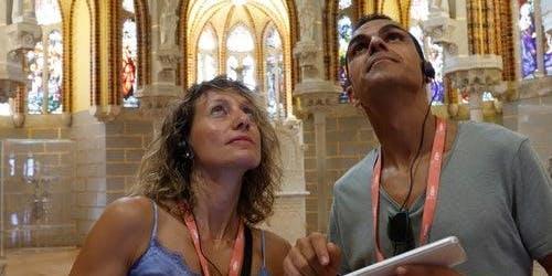 Palacio de Gaudí: Fast Track + Tablet Guide