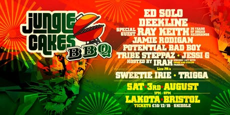 Jungle Cakes BBQ - Bristol tickets