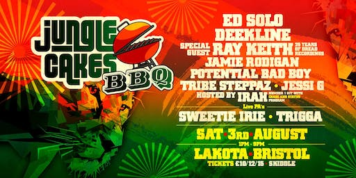 Jungle Cakes BBQ - Bristol