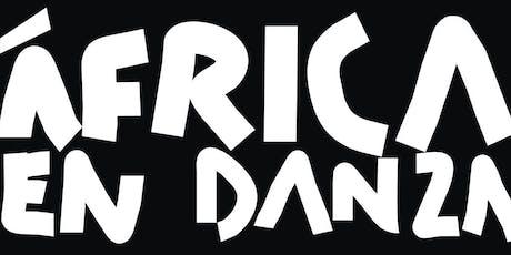 ÑUUN DEM! Espectáculo de Música y Danza Africanas entradas
