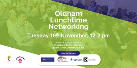Oldham DBFY Lunchtime Networking - Sponsored by Corner House Cakes tickets