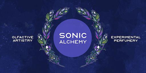 Sonic Alchemy New Scent Launch & Masterclass