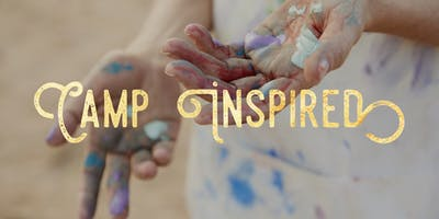 Camp Inspired: A Yoga & Art Camp for Grownups.