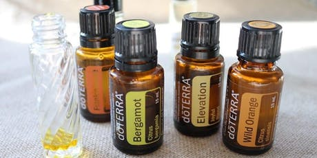 Natural Solutions for Wellness with doTERRA Essential Oils tickets